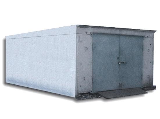 Бетонный гараж жби берит завод жби
